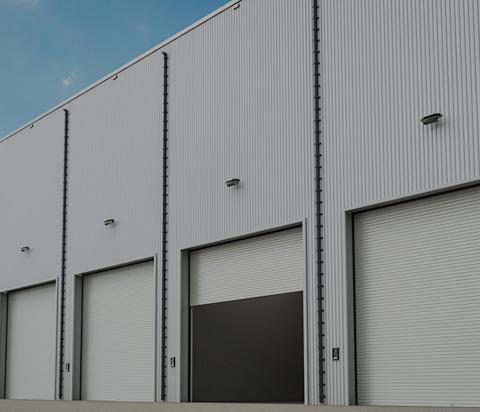 pintu rapid door, automatic door, overhead door, garage door, coad